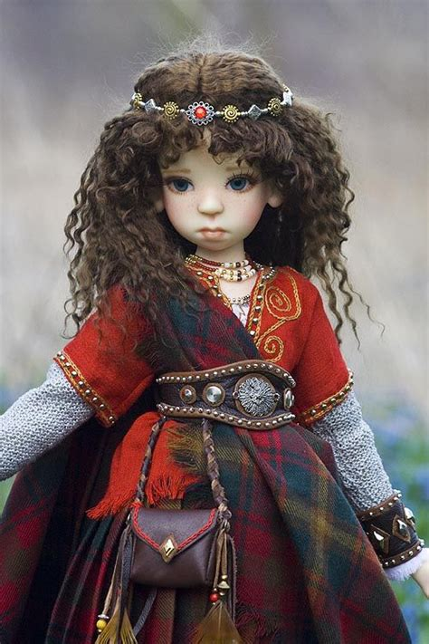 dancing dolls mothers hair color 17 best images about celtic dolls on pinterest irish