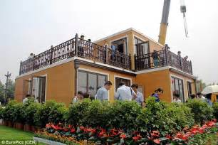 China House Hours by Company Unveils 3d Printed Villas That Can Be