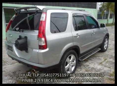 Honda Crv Istimewa 2009 iklan bisnis samarinda dijual honda crv tahun 2004 warna
