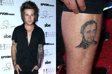 ryan reynolds tattoo cabrera s gosling or