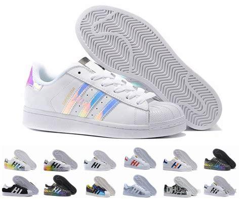 Adidas Superstar All White 100 Original superstar original white hologram iridescent junior gold superstars sneakers originals