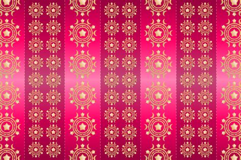 Tissue Paper For Pattern - 187 wrapping paper pattern fuschia 1 svg