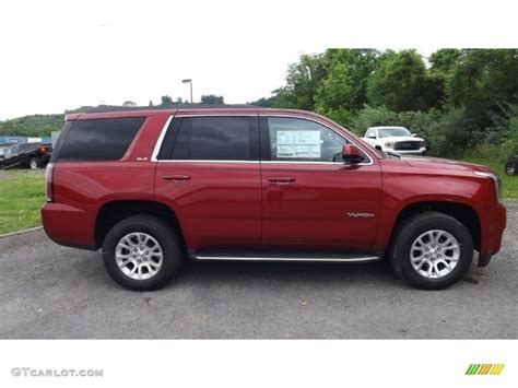 gmc yukon red 2015 gmc yukon xl denali exterior and interior html