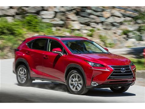 lexus nx hybrid prices reviews and pictures u s news