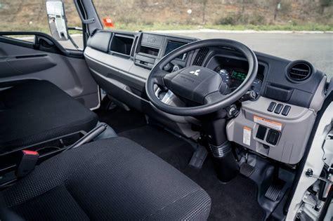 mitsubishi fuso interior mitsubishi fuso canter miliki kabin baru di australia