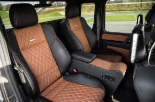 Mercedes 6x6 Interior 2014 Mercedes G63 Amg 6x6 Drive Motor Trend