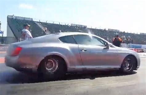 bentley drag car turbo 3 000 hp bentley hits the in
