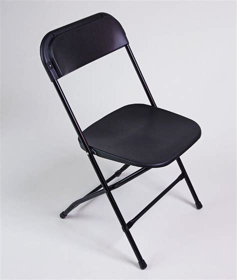 Black Samsonite Folding Chair by 1st Setting Events Equipment Hire Kent Chairs Hire Kent And