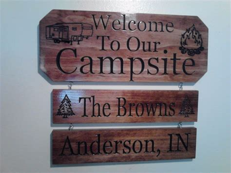 personalized signs for home decorating family name wood