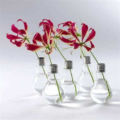 Light Vase by Finds Light Bulb Vase Homegirl