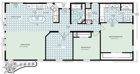 1520 sq ft manufactured home floor plan