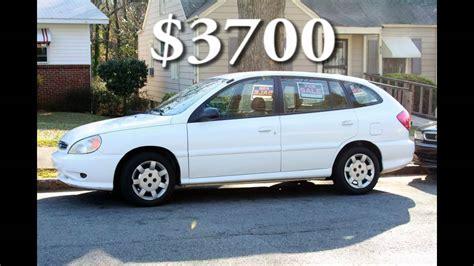 kia cinco for sale 2002 kia cinco 5 door 1 5l station wagon