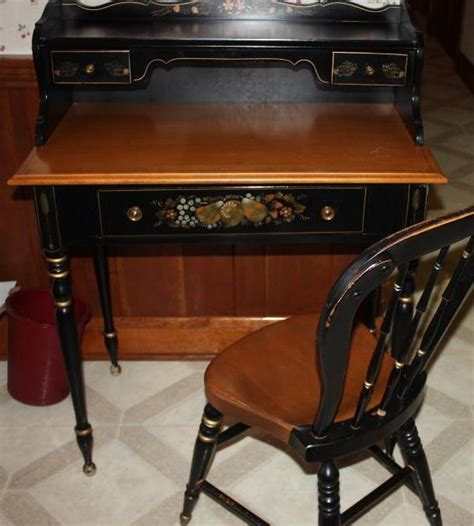 ethan allen writing desk ethan allen writing desk