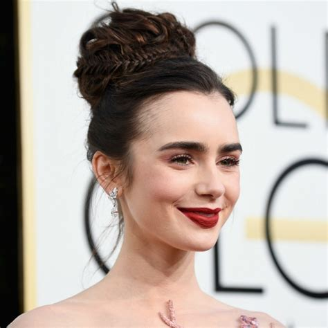 10 Best Hairstyles From The Golden Globes by Golden Globes 2017 Carpet See The Hair Trend