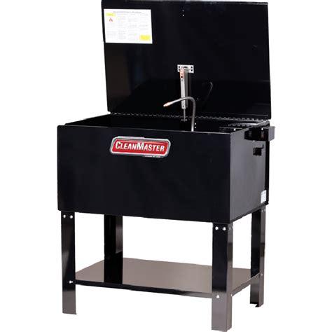 Oreck Vaccum Cleaner Stationary Parts Washer Bin