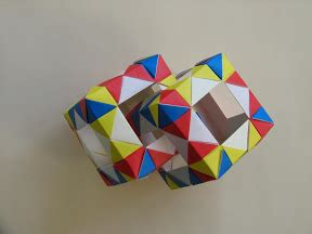 Tomoko Fuse Unit Origami Pdf - interlocked cubes by tomoko fuse
