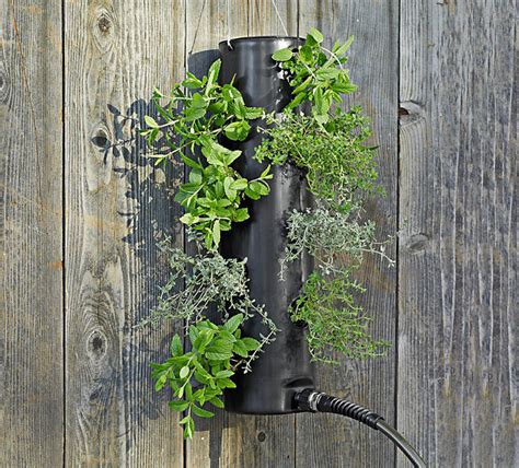 self watering vertical planters polanter self watering vertical planter the green