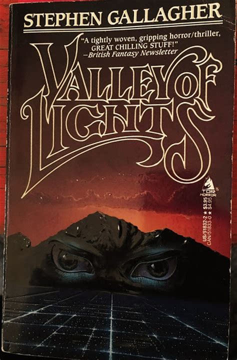 valley lights much horror fiction
