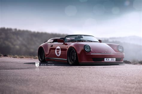 porsche speedster 1980s porsche 911 speedster widebody makes for a delicious