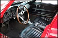 1966 corvette coupe 427/450 hp, 4 speed, bloomington