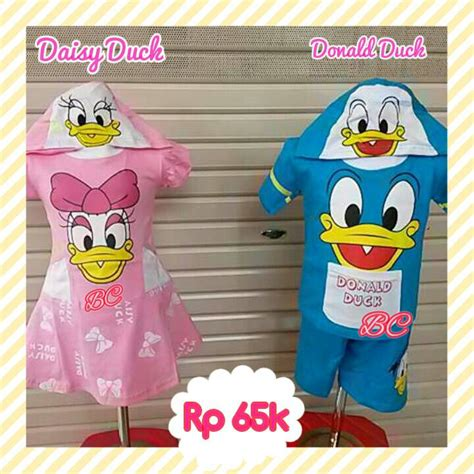 Stelan Anak Donald Duck Kemeja jual baju anak stelan anak donald duck duck bunny collection