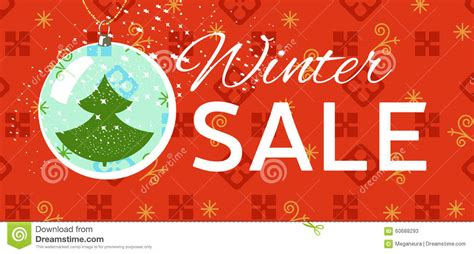 new year card sale winter sale tag new year price card stock