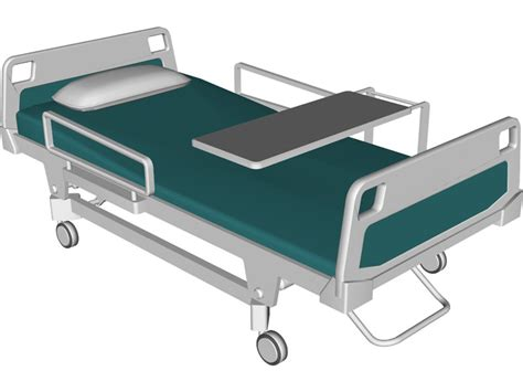free hospital beds free clip art patient in hospital bed