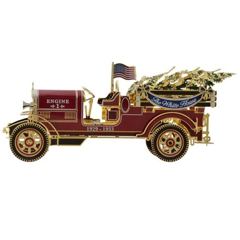 the white house historical association 2016 official white house historical association hoover ornament