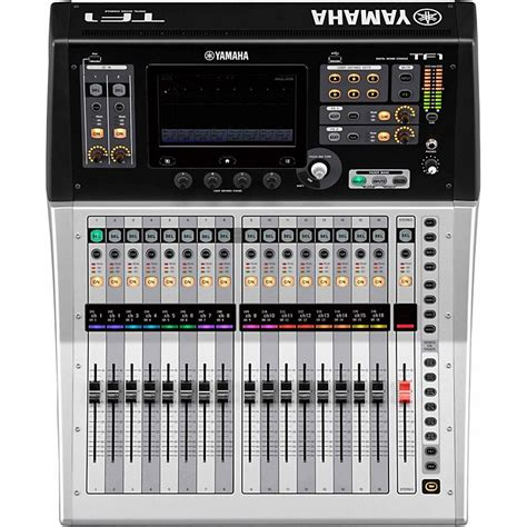 Mixer Digital Yamaha Tf yamaha tf1 16 channel digital mixer music123