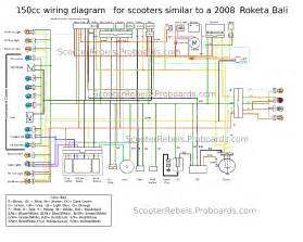 150cc scooter regulator diagram 150cc get free image about wiring diagram