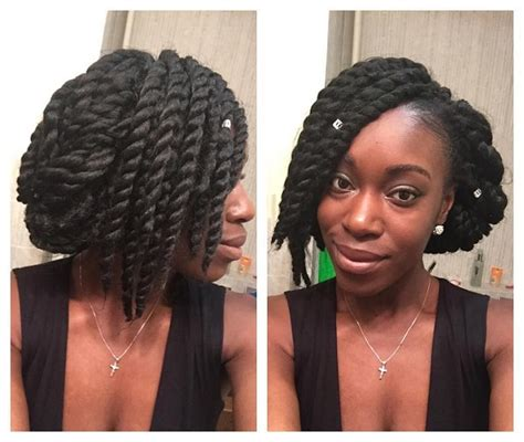 Protective Hairstyles by Protective Styles For 4c Hair Hergivenhair