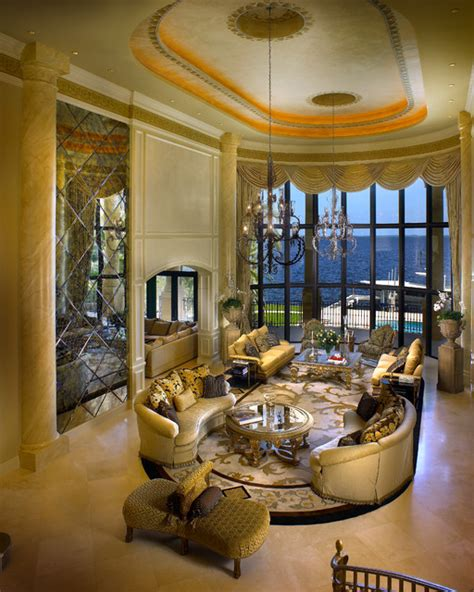The Living Room Miami Fl Coral Gables Mansion Mediterranean Living Room Miami