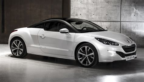 Car Barn Sport Peugeot Rcz Coupe 2013