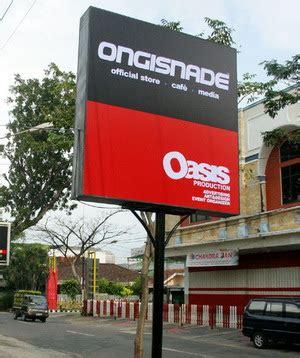 gambar desain neonbox cv neon box billboard neon box letter timbul neon