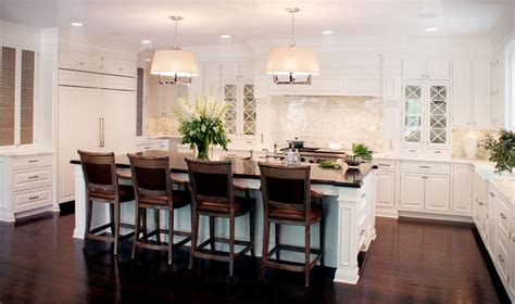 Custom Kitchen Islands by Guide To Choosing The Right Kitchen Counter Stools