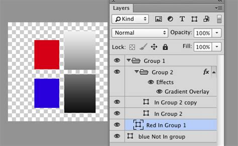 unity nested layout groups adobe photoshop group bounds for layer gradient style