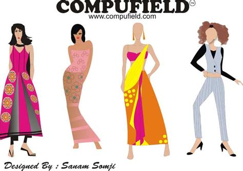 fashion designing programs computer institute coreldraw tutorials fashion