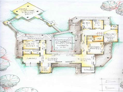 weird floor plans ranch house plans with porches unique ranch house plans