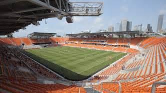Bbva Compass Tx Bbva Compass Stadium Set To Of New Era For