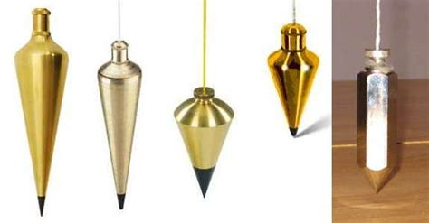 Meaning Of Plumb Line by Hobbit House Glossary