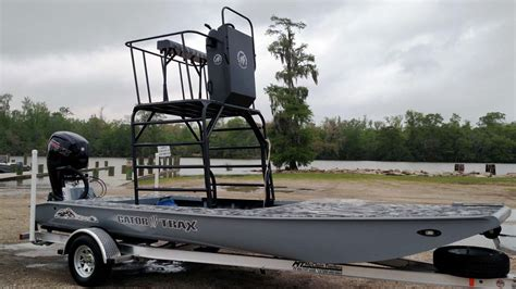 pictures of gator trax boats tower gator trax boats