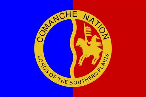 color nation comanche