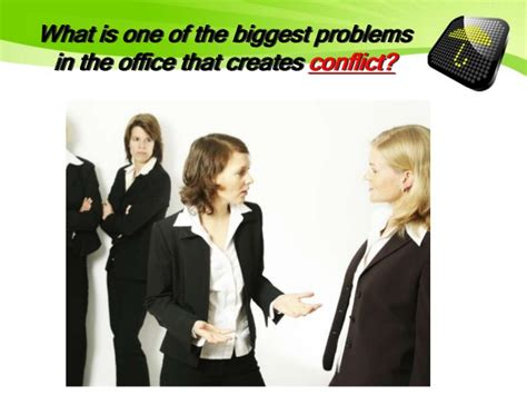 Conflict Resolution The Office by Conflict Resolution The Office Images