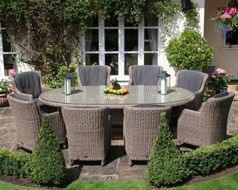 Rattan Garden Patio Sets by 25 Best Ideas About Garden Furniture Uk On