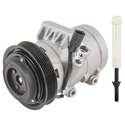 Ac Hybrid 2012 ford fusion a c compressor and components kit 2 5l