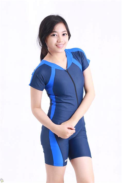 Baju Renang Wanita Besar Baju Renang Perempuan Jumbo 4l 5l model baju renang wanita dewasa sesuai bentuk tubuh distributor dan toko jual baju renang