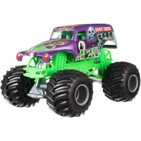 purple grave digger truck wheels jam grave digger purple walmart com