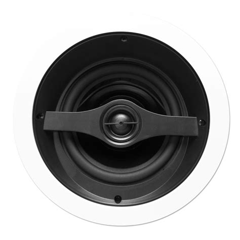 directional in ceiling speakers truaudio revolve rev6 lcr 3 directional in ceiling speakers