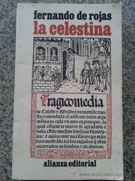 la celestina clasicos y 8472941280 la celestina fernando de rojas tragicomed comprar libros cl 225 sicos en todocoleccion