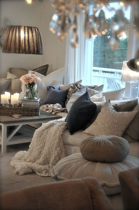 celebrity decor grey days lazy cozy winter interiors romantic decor